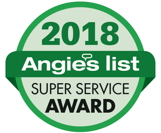 2018 Super Service Award Winner